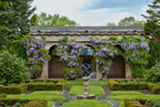 The West Garden at George Eastman Museum - Uploaded by Society for Chamber Music in Rochester