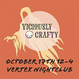 Viciously Crafty is a completely new celebration of Autumn and Art - Uploaded by TP
