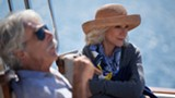 "PHOTO COURTESY BLEECKER STREET MEDIA - Blythe Danner and Sam Elliott in ""I'll See You in My - Dreams."""