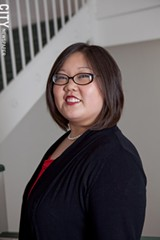 """FILE PHOTO - NYCLU director KaeLyn Rich: """"This kind of discrimination has a long-lasting impact."""""""