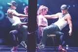 """PHOTO COURTESY WARNER BROS. PICTURES - Channing Tatum in a scene from """"Magic Mike XXL."""""""