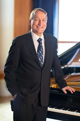 PHOTO COURTESY EASTMAN SCHOOL - Eastman Piano Department Chair Douglas Humpherys is the founding director of the Eastman Young - Artists International Piano Competition