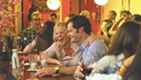"PHOTO COURTESY UNIVERSAL PICTURES - Amy - Schumer and Bill Hader in ""Trainwreck."""