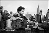 """PHOTO BY JENN SWEENEY - Hard-working singer-songwriter Christopher Paul Stelling recently released his third album, """"Labor Against Waste,"""" in June. He will perform at South Wedge Mission on Friday, August 7."""