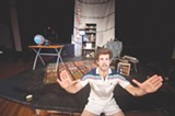 """PHOTO COURTESY THE FIRST NIAGARA ROCHESTER FRINGE FESTIVAL - """"It's a Spaceship now"""""""