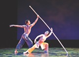 PHOTO SUBMITTED - Nai-Ni Chen Dance Company will perform at Nazareth College Arts Center on Saturday, November 14.