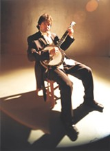PHOTO SUBMITTED - Bela Fleck is set to perform with the Eastman Wind Ensemble in February 2016.