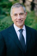 PHOTO BY ERICH CAMPING - Ralph Craviso will start as the RPO's interim president and ceo on October 1.