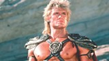 "PHOTO COURTESY WARNER BROS. PICTURES - Dolph Lundgren in the Cannon - film ""Masters of the Universe."""