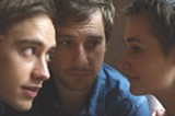 "PHOTO PROVIDED - Olly Alexander, Kentucker Audley, and Joslyn Jensen in ""Funny Bunny,"" screening at the High Falls Film Festival on Sunday, November 15."