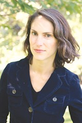 "PHOTO PROVIDED - Lauren Acampora, author of ""The Wonder Garden,"" will come to Rochester November 17-21 as part of Writers & Books' Debut Novel Series."