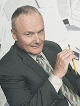 """PHOTO PROVIDED - Actor and musician Creed Bratton will perform at the California Brew Haus on Thursday, November 19. Part of the 60's band The Grass Roots, Bratton is now well-known for his character on """"The Office."""""""