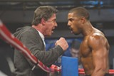 """PHOTO COURTESY WARNER BROS - Sylvester Stallone and Michael B. Jordan in """"Creed."""""""