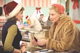 "PHOTO COURTESY THE WEINSTEIN COMPANY - Rooney Mara and Cate Blanchett in ""Carol."""