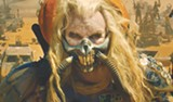"PHOTO COURTESY WARNER BROS. - Hugh Keays-Byrne portrayed the - fearsome Immortan Joe in ""Mad Max: Fury Road."""