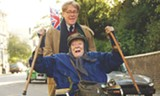 """PHOTO COURTESY SONY PICTURES CLASSICS - Maggie Smith and Alex Jennings in """"The Lady in the Van."""""""
