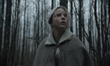 "PHOTO COURTESY A24 FILMS - Anya Taylor-Joy in the period horror film, ""The - Witch."""
