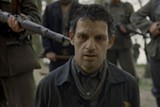 "PHOTO COURTESY SONY PICTURES CLASSICS - Géza Röhrig - in the Oscar-nominated ""Son of Saul."""