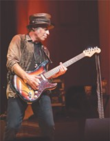 PHOTO BY ERIC MARCEL - Nils Lofgren will perform with Bruce Springsteen and the E Street Band on Saturday at the Blue Cross Arena.