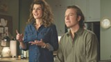 "PHOTO COURTESY UNIVERSAL PICTURES - Nia - Vardalos and John Corbett in ""My Big Fat Greek Wedding 2."""