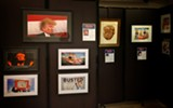 """PHOTO PROVIDED - """"Trumpmania"""" will be on display at the Art Museum of Rochester on Monday, April 18."""