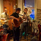 PHOTO PROVIDED - The local five-piece folk-rock outfit Swamp Trotter will perform at The Little Cafe on Friday, June 3.