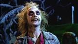 PHOTO PROVIDED BY WARNER BROS - Michael Keaton as Beetlejuice.