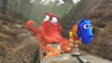 "PHOTO COURTESY WALT DISNEY STUDIOS - Dory and Hank, voiced by Ellen DeGeneres and Ed - O'Neill, in ""Finding Dory."""