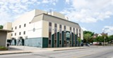 PHOTO BY MARK CHAMBERLIN - Hillside's three-story Cotter Building on East Main Street will likely be part of Home Leasing's new plan.