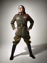 """PHOTO PROVIDED - """"Weird Al"""" Yankovic will perform at CMAC on Saturday, September 3."""