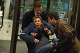 "PHOTO COURTESY UNIVERSAL PICTURES - Renée Zellweger, Colin Firth, and Patrick Dempsey in - ""Bridget Jones's Baby."""