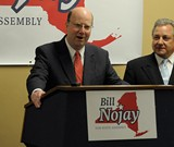 FILE PHOTO - Bill Nojay, a sharp conservative voice in the Rochester area, died last week. Love him or leave him, he did care about the city.