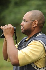 PHOTO COURTESY OF CLEMSON UNIVERSITY - J. Drew Lanham, a wildlife ecology professor at Clemson University, will speak in Rochester about making conservation and ecological sciences more inclusive.