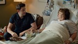 "PHOTO COURTESY SONY PICTURES CLASSICS - John Krasinski and Margo Martindale - in ""The Hollars."""