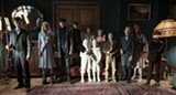 "PHOTO COURTESY 20TH CENTURY FOX - The unusual stars ""Miss Peregrine's Home For - Peculiar Children."""