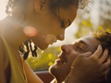 "PHOTO COURTESY A24 - Sasha Lane and Shia LaBeouf in ""American Honey."""