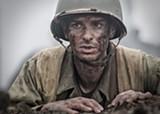 "PHOTO COURTESY LIONSGATE - Andrew Garfield in ""Hacksaw Ridge."""