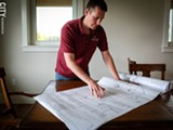 PHOTO BY KEVIN FULLER - Matt Bowers, a certified passive home designer, says the energy-saving concept can be applied to almost any type of home.