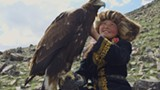 "PHOTO COURTESY SONY PICTURES CLASSICS - 13-year-old Aisholpan in ""The Eagle - Huntress."""