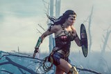 "PHOTO COURTESY WARNER BROS. - Gal Gadot in ""Wonder Woman."""