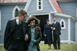 "PHOTO COURTESY SONY PICTURES CLASSICS - Ethan Hawke and Sally Hawkins in ""Maudie."""