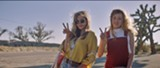 "PHOTO COURTESY NEON - Elizabeth Olsen and Aubrey Plaza in ""Ingrid Goes West."""