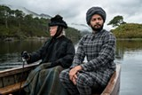 "JUDI DENCH AND ALI FAZAL IN ""VICTORIA & ABDUL."" - PHOTO COURTESY FOCUS FEATURES"