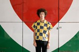 PHOTO BY TOM BEJGROWICZ - Nashville's Ron Gallo is playing the Bug Jar next Wednesday with Naked Giants and Dangerbyrd. Might be a good show to keep the phone in the pocket.