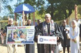 FILE PHOTO - In advance of the 2015 Monroe County executive election, faith leaders from across Monroe County called on the next exec to increase the number of children served by subsidized day-care.