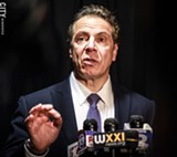 FILE PHOTO - Governor Andrew Cuomo