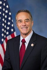 PROVIDED PHOTO - Republican House Representative Chris Collins has been a support and ally of President Donald Trump.