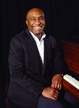 PHOTO PROVIDED - Pianist Bobby Floyd has played with Ray Charles, Dr. John, and the Count Basie Orchestra. He'll be a guest player with the Eastman Jazz Lab Band on Tuesday.