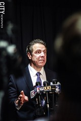 "FILE PHOTO - Andrew Cuomo: ""I will explore and pursue all available legal recourse."""