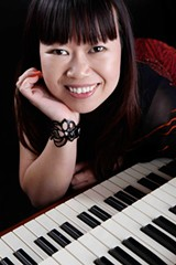 PHOTO COURTESY THE XEROX ROCHESTER INTERNATIONAL JAZZ FESTIVAL - Akiko Tsuruga